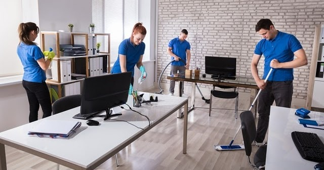 Cleaning Company Business Plans